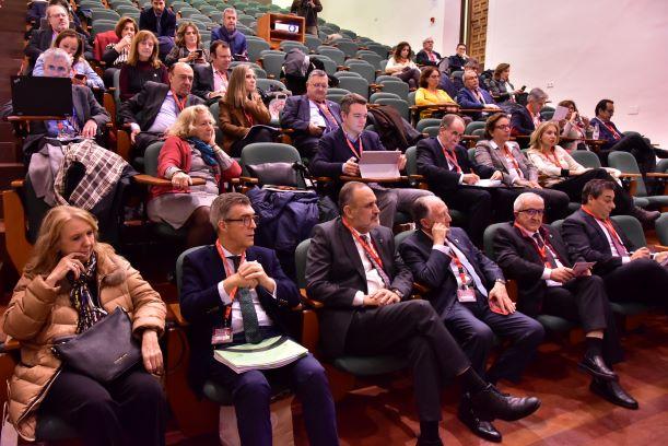 Jornadas de la Conferencia de Consejos Sociales en Toledo: La Universidad Española en el contexto europeo. ¿Qué podemos aprender?
