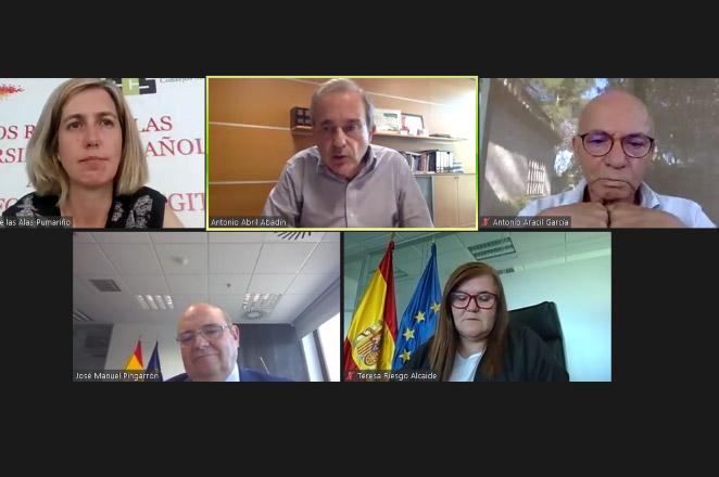 """Presentación del estudio """"Los retos de la Universidad ante la transformación digital"""""""