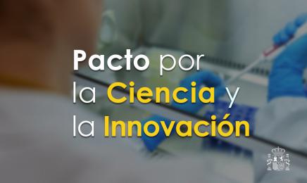La Conferencia se suma al Pacto por la Ciencia y la Innovación